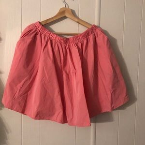 H&M pink skirt with POCKETS
